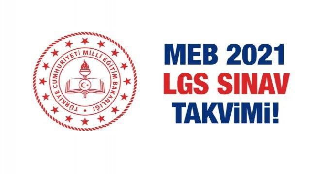 2021 LGS sınav tarihleri belli oldu! MEB Liseye Geçiş merkezi sınavı başvuruları başlıyor mu?