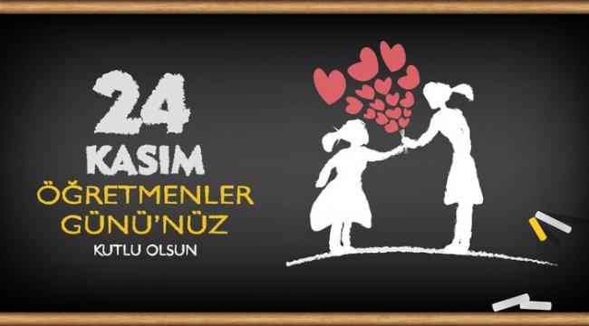 Öğretmenler Günü mesajları 2020... 24 Kasım Öğretmenler Günü 2 - 4 kıtalık şiirleri! Atatürk'ün Öğretmenler Günü sözleri!