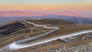 81 kilometrelik güvenlik duvarı tamamlandı