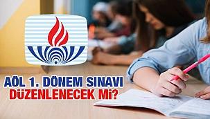 AÖL 1. dönem sınavları yerine 35 kredi mi verecek? MEB 2020-2021 Açık Lise çalışma takvimi!