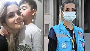 Koronavirüs nedeniyle hemşire anneden çocuğunun velayeti alınmıştı! Babanın sözleri ortaya çıktı
