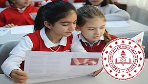 MEB 1. dönem karneleri için karar verildi! MEB Bakanı Selçuk: İlkokul ortaokul lise karneleri..