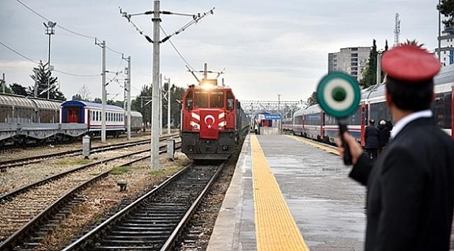 Türkiye'den Çin'e gidecek ilk ihracat treni yola çıkıyor