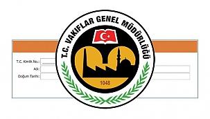 VGM burs sonuçları 2020-2021 açıklandı mı? Vakıflar Genel Müdürlüğünden yapılan açıklama...