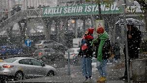 Meteoroloji'den İstanbul'a kar yağışı ile ilgili son dakika açıklaması