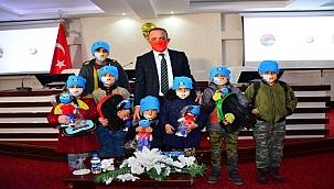Ardahan'da göçmen çocuklara uyum seti
