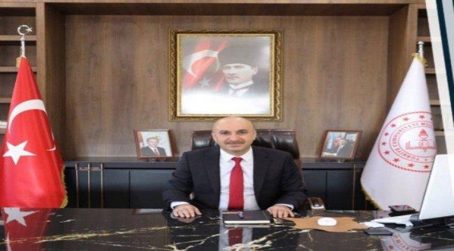 Mardin İl Milli Eğitim Müdürü Mehmet Polat göreve başladı