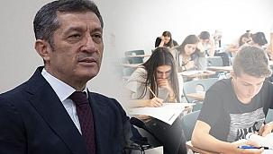 MEB Lise (okul) sınavları iptal mi edilecek? Bakan Ziya Selçuk'tan erteleme açıklaması geldi!