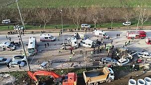Bursa'daki TIR faciasının sonuçları ağır olacak