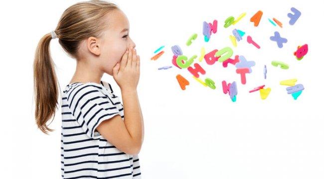10 ebeveynden sadece 3'ü çocuğunun kullandığı kelime sayısının farkında!