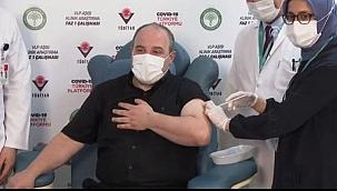 Bakan Varank'tan yerli koronavirüs aşısının faz-1 aşamasına gönüllü katılım!