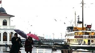 Sıcaklıklar 10 derece birden düşecek! Meteoroloji'den İstanbul için uyarı (8 Nisan yurtta hava durumu)