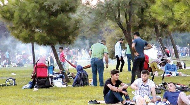 Son dakika: Piknik yapmak, kamp yapmak yasak mı? Mesire alanına girmek yasak mı? Park girişi serbest mi?
