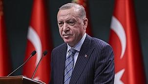 SON DAKİKA: Cumhurbaşkanı Erdoğan'dan '100 milyon aşı' mesajı