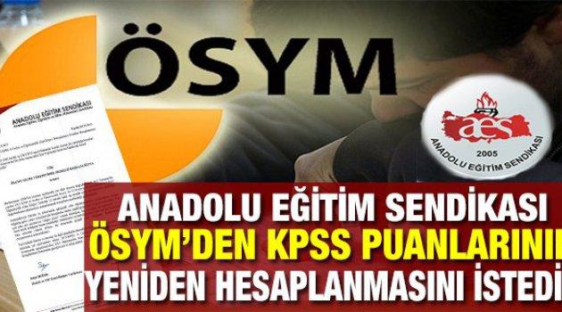 KPSS'de Puanlar Yeniden Hesaplanabilir!