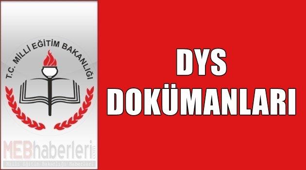 DYS Dokümanları