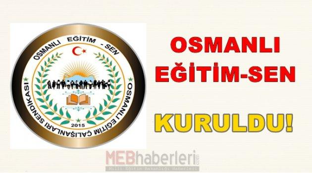 Osmanlı Eğitim Sen