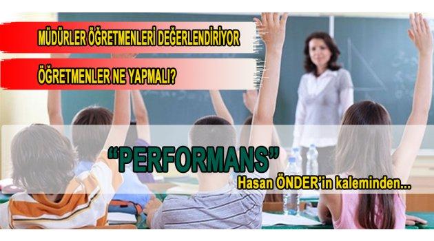OKUL MÜDÜRLERİ ÖĞRETMENLERE NOT VERİYOR!!!