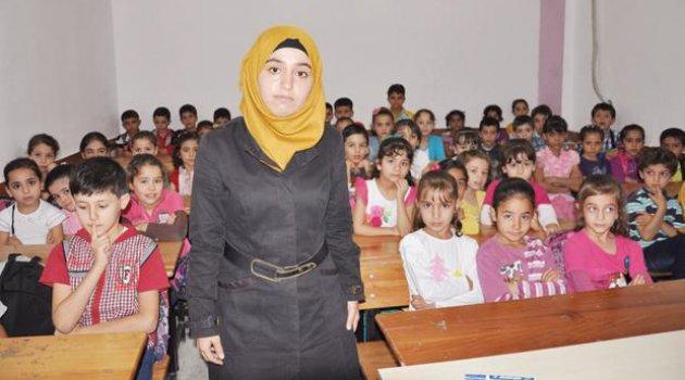 Suriyeli Öğretmenler Derse Girebilecek!