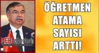 Öğretmen Atama Sayısı Arttı!