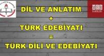 Dil ve Anlatım ile Türk Edebiyatı Dersleri Birleşti!