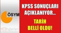 KPSS Sonuçlarının Açıklanma Tarihi Belli Oldu!