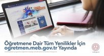 Öğretmenlere Özel Web Sitesi Açıldı!