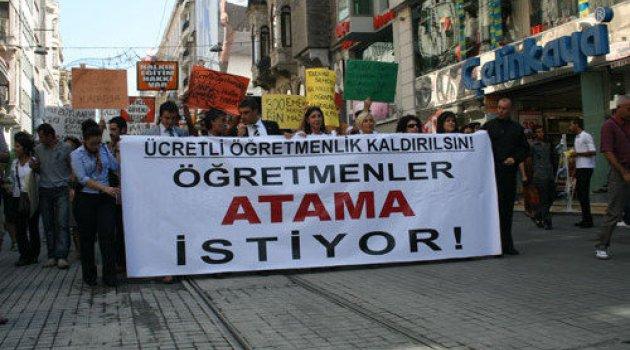 Türk Dili ve Edebiyatı Öğretmenleri 10.000 Kontenjan İstiyor!