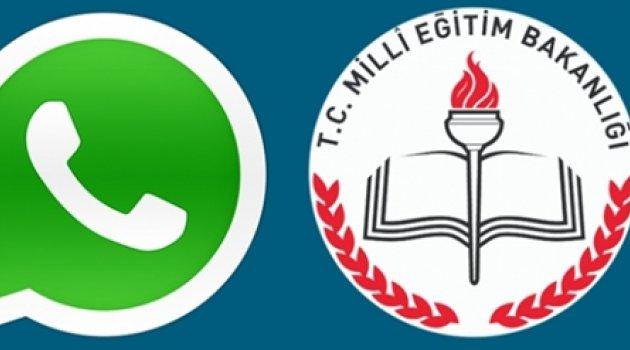 Whatsapp Üzerinden Eğitim Başlıyor!